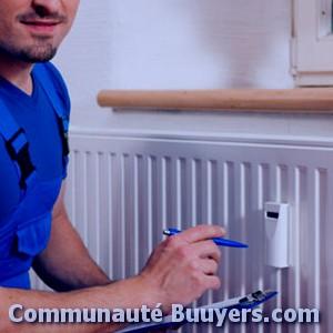 Logo Viessmann Bruno Riche Bien-etre Habitat Installateur Installation de chaudière gaz condensation