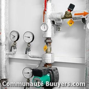 Logo Viessmann Proxiserve Réparateur Agréé Installation de chaudière gaz condensation