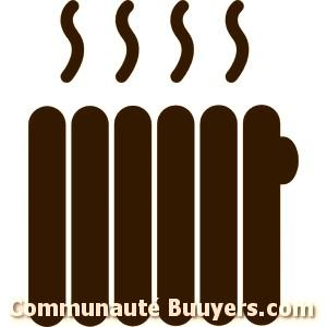 Logo Vinouze Yves Installation de chaudière gaz condensation