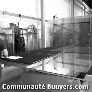 Logo Cavers Ets Regnier Installateur Pose de vitres et miroires