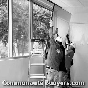 Logo Installux Ets Regnier Installateur Dépannage de vitrerie en urgence