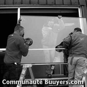 Logo Les Compagnons Vitriers Pose et remplacements de fenêtres