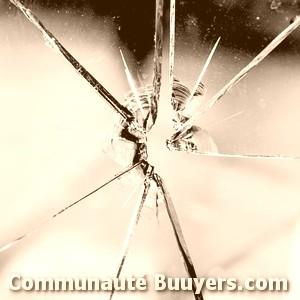 Logo Vitrerie Amanty Double vitrage - Survitrage,