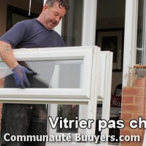 Logo Vitrerie Boubiers
