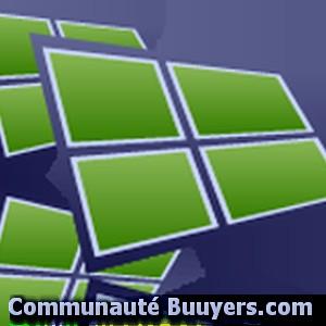 Logo Vitrerie Choux Pose de vitres et miroires