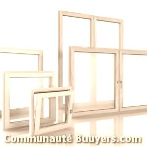 Logo Vitrerie Corquoy Pose de vitres et miroires