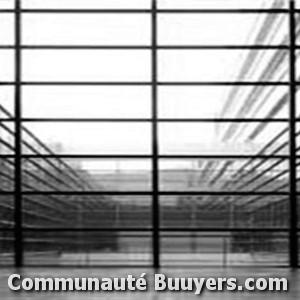 Logo Vitrerie Distré Pose de vitres et miroires