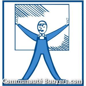 Logo Vitrerie Échouboulains Dépannage de vitrerie en urgence