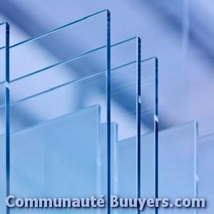 Logo Vitrerie Etaux Pose de vitres et miroires