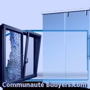 Logo Vitrerie Le Roulier Pose de vitres et miroires