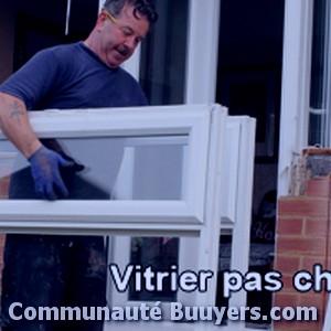 Logo Vitrerie L'Horme Pose et remplacements de fenêtres