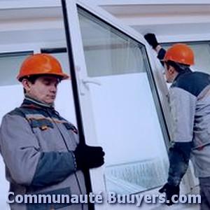Logo Vitrerie Nant Pose de vitres et miroires