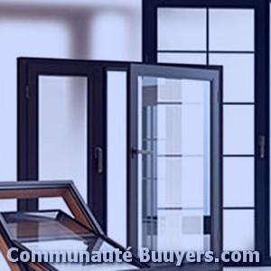 Logo Vitrerie Pontmain Pose de vitres et miroires