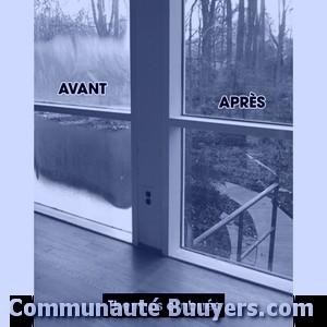 Logo Vitrerie Saint-Avit-Sénieur bon artisan pas cher