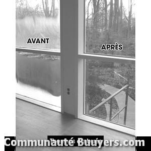 Logo Vitrerie Saint-Martin-du-Bois Pose de vitres et miroires