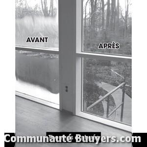 Logo Vitrerie Saint-Thiébaud Pose et remplacements de fenêtres