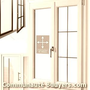 Logo Vitrerie Toutainville Pose de vitres et miroires